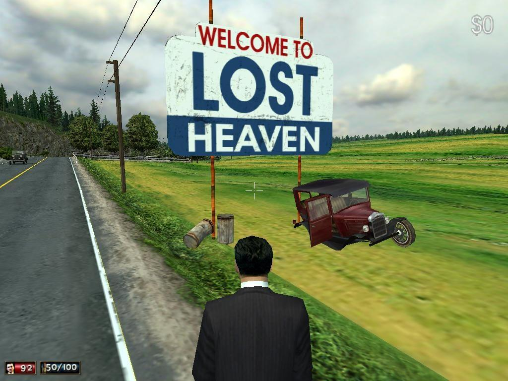 Мод для Mafia WTLH (Welcome to LOST Heaven)