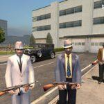 Мод Mafia Body Guards Mod