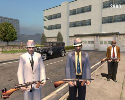 Мод Mafia Body Guards Mod