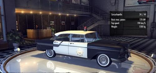 Правильные названия автомобилей в Mafia 2