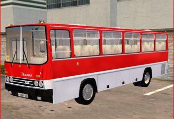 Икарус 255 в Mafia 1