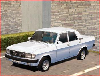 Газ 31029 Волга в Mafia 1