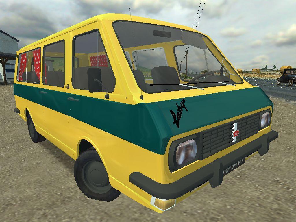 РАФ 2203 в Mafia 1
