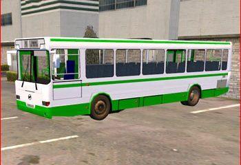 Лиаз 525640 в Mafia 1