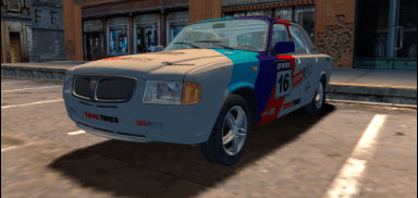 Газ 3110 Ралли Mafia 1