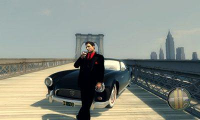 Mafia 2 Smoking