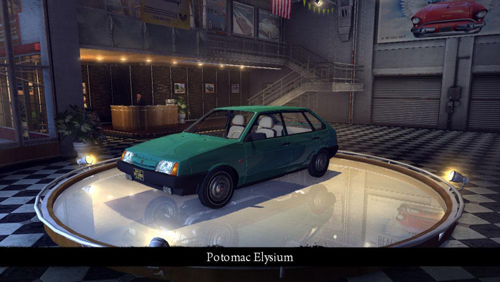 Русские машины в Mafia 2 пак