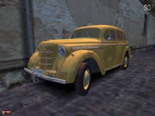 Москвич 400 в Mafia 1
