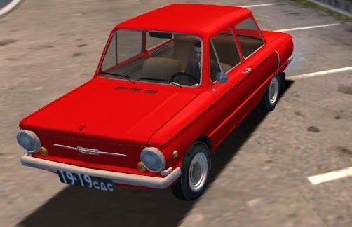 ЗАЗ 968 в Mafia 1