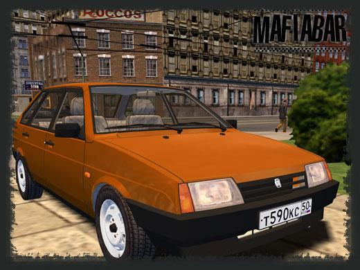 Ваз 21093i в Mafia 1