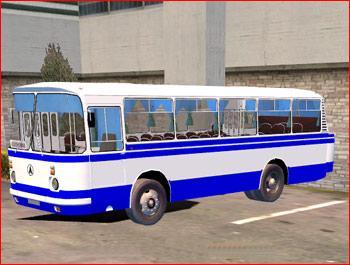 ЛаЗ 695 в Mafia 1