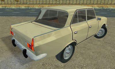 Москвич ИЖ 412 в Mafia 1