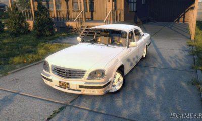 ГАЗ 31105 ВОЛГА для Mafia 2