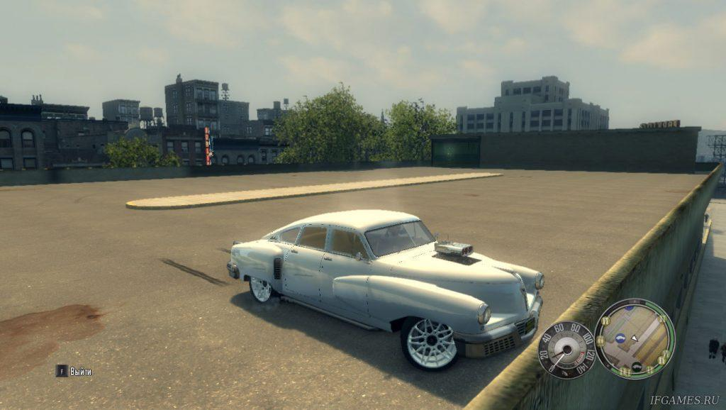 Заниженный walket rocket для Mafia 2