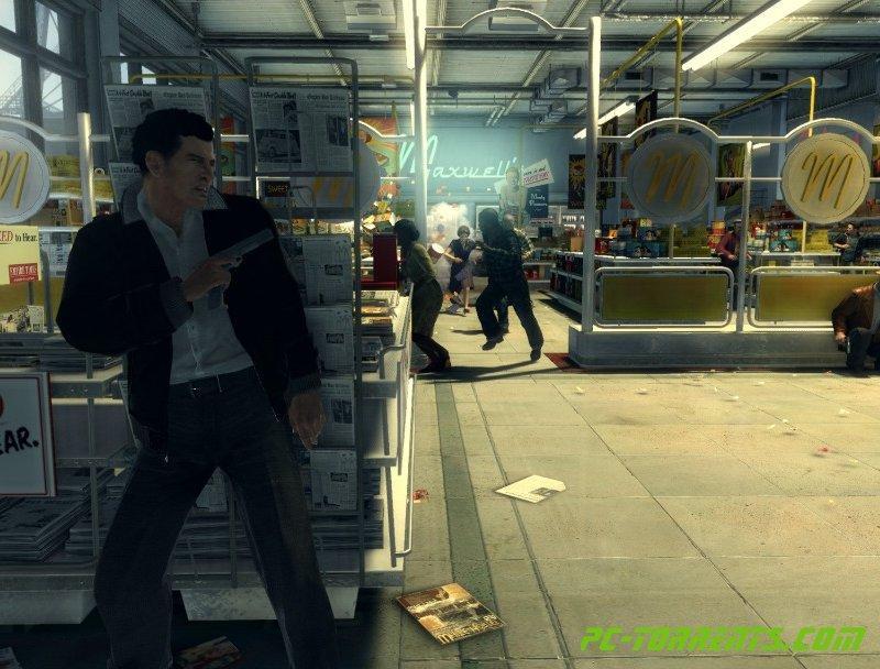DLC joe's adventures для Mafia 2