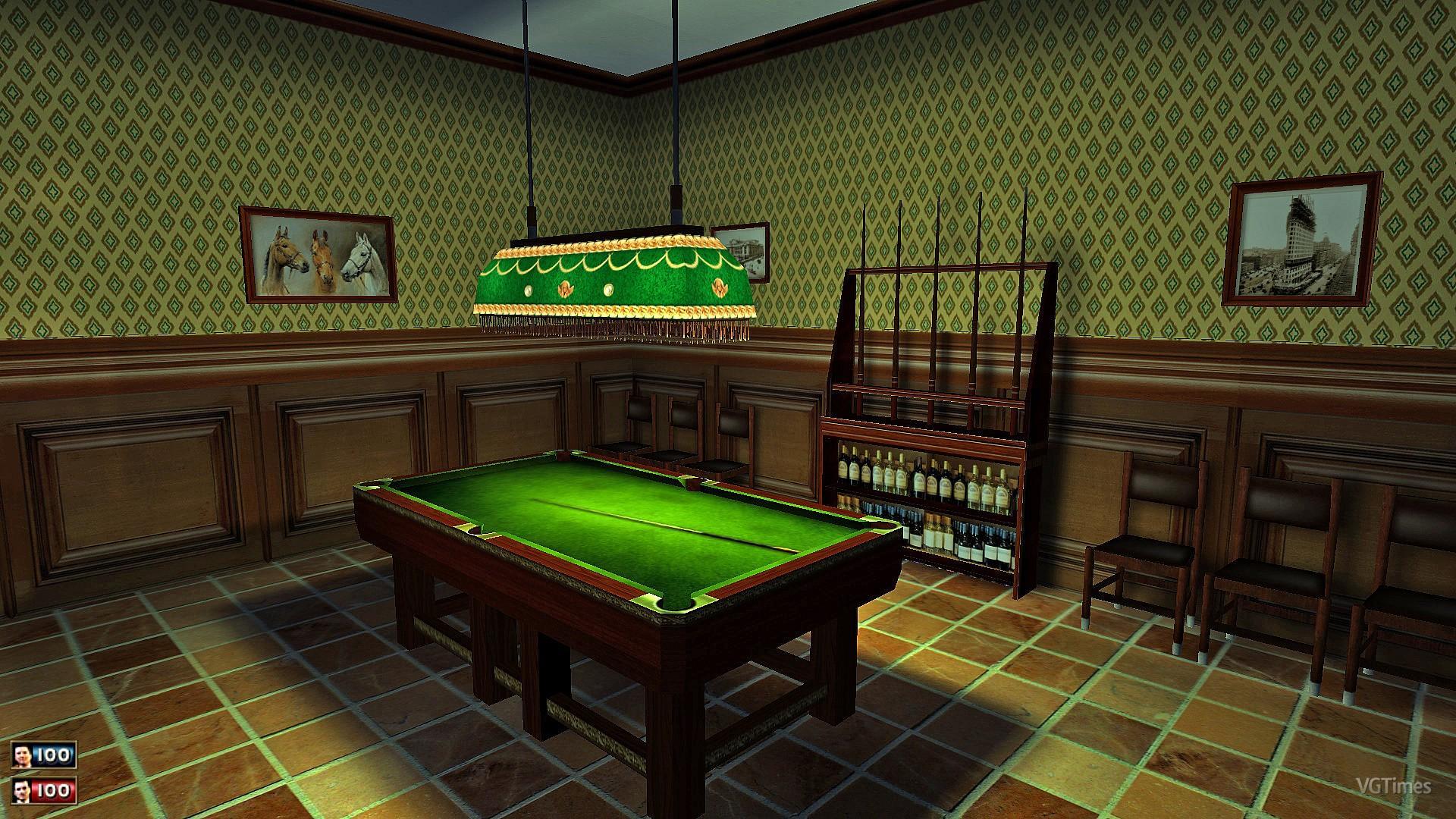 Бар Сальери HD (Salieri's Bar HD) в Mafia 1