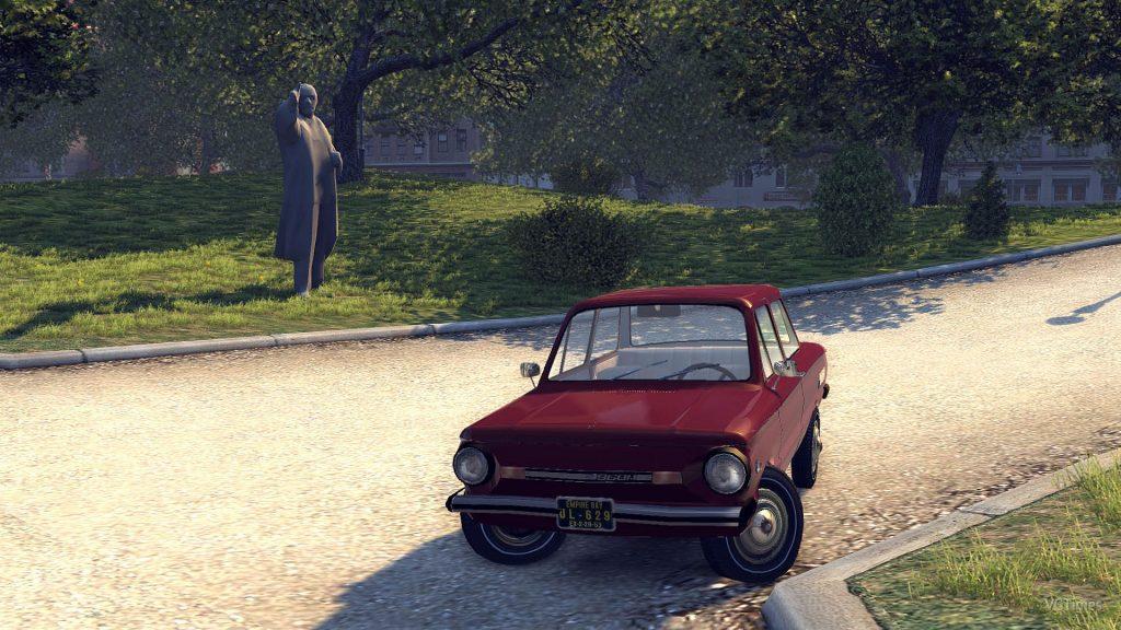 ЗАЗ-968М для Mafia 2