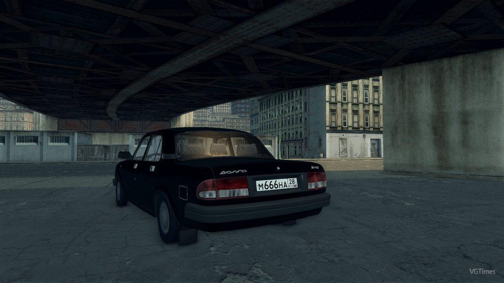 ГАЗ-3110 для Mafia 2