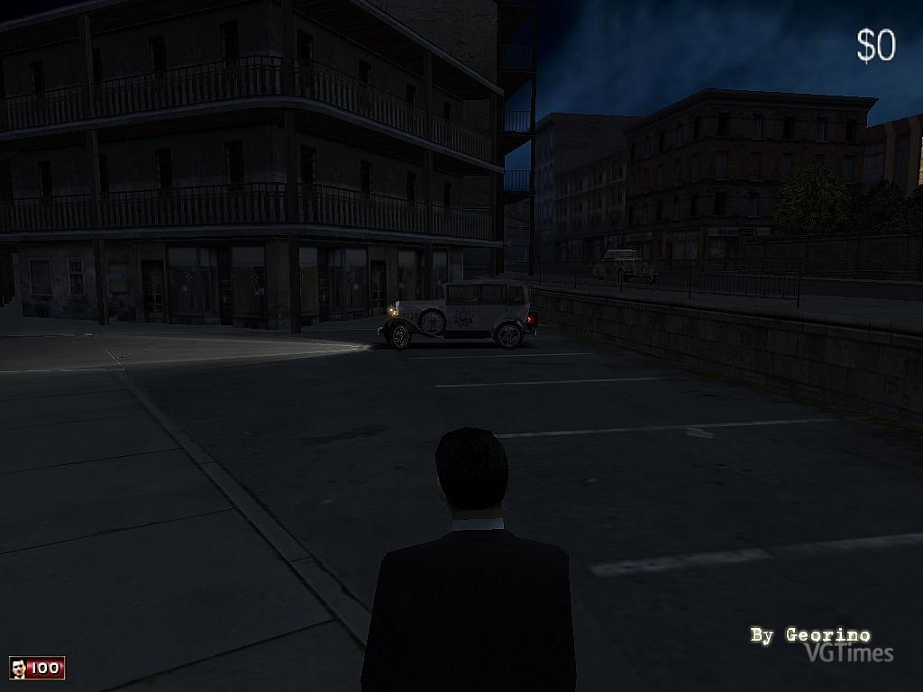 Schubert Six Police (дополнения) в Mafia 1
