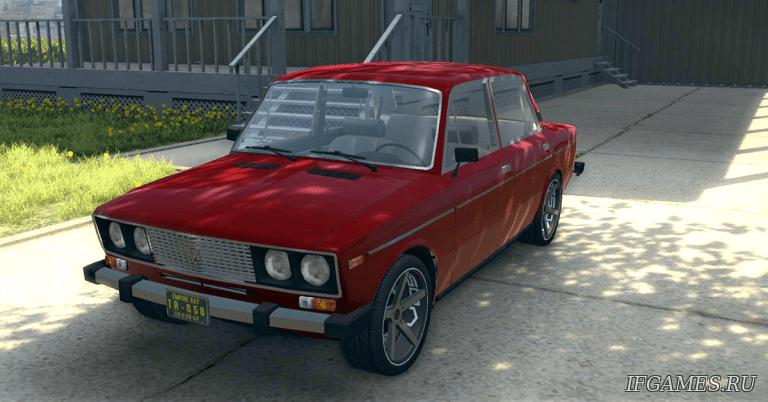 ВАЗ 2106 для Mafia 2