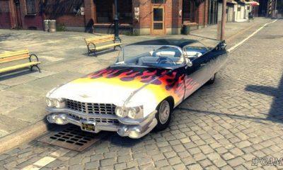CADILLAC 1959 для Mafia 2