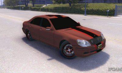 MERCEDES S600 W220 для Mafia 2