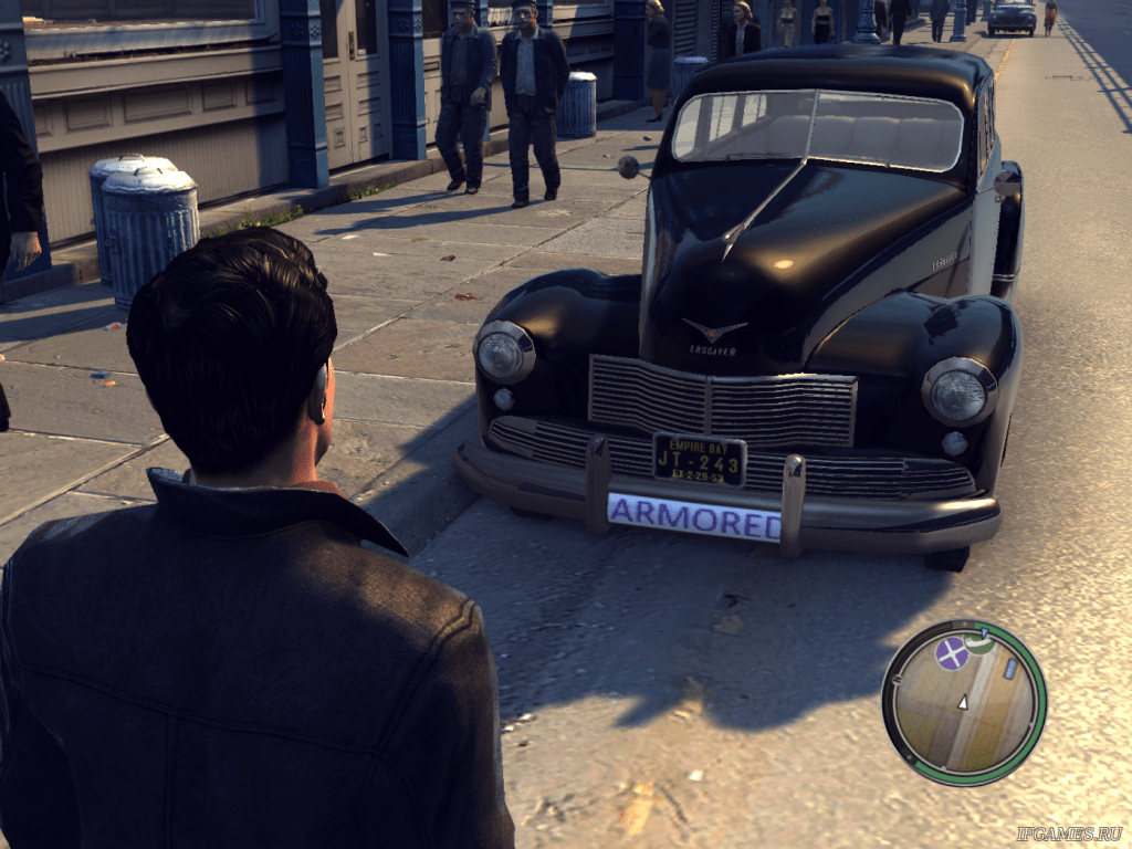 Мод UPDATE CARS TRAFFIC V2.0 для Mafia 2