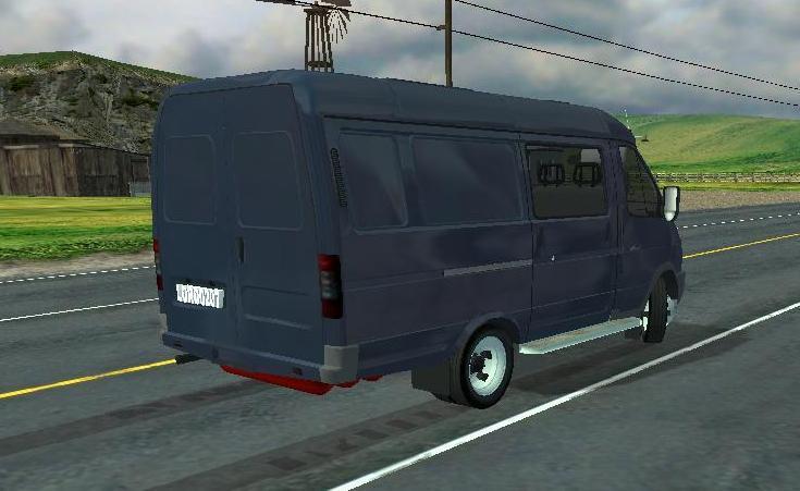Газ 2705 в Mafia 1