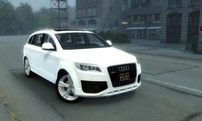 Audi Q7 для Mafia 2