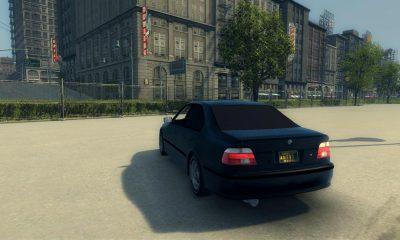 BMW 530d e39 для Mafia 2