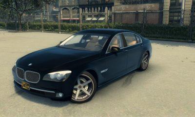 BMW 750Li для Mafia 2