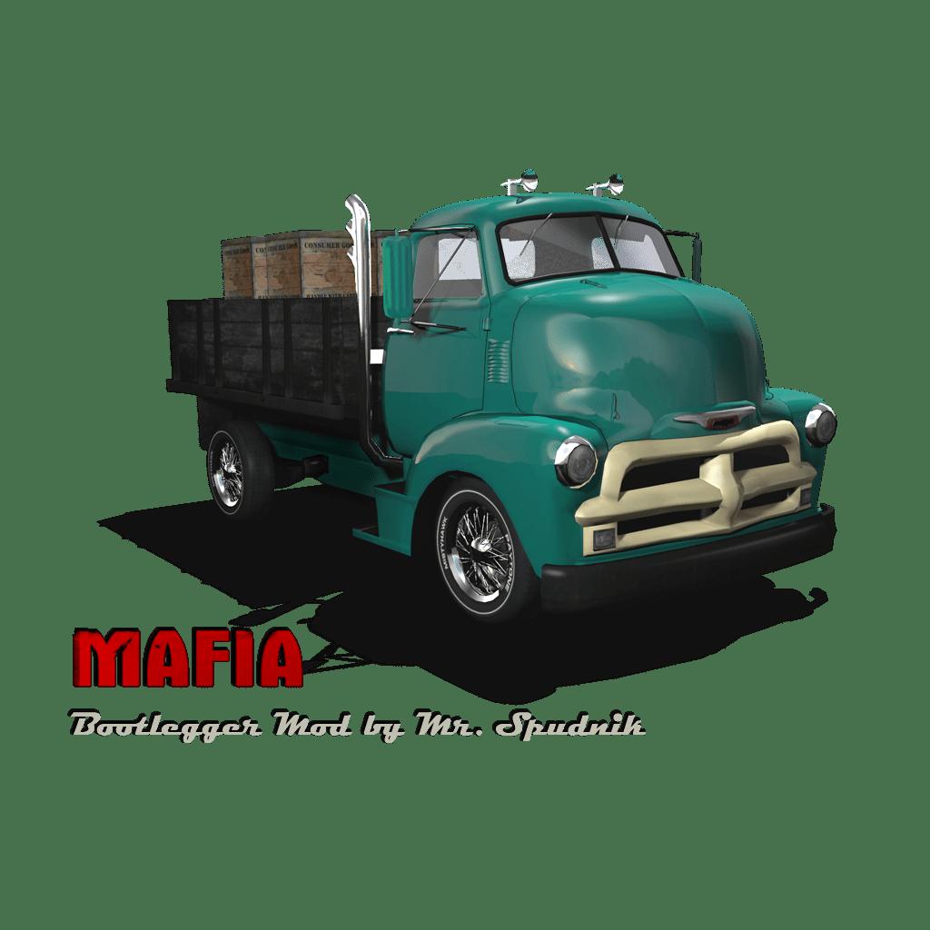 Фрирайд Bootlegger Mod в Mafia 1