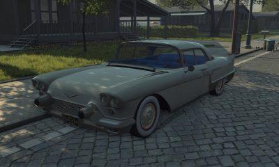 1957 Cadillac Eldorado Brougham для Mafia 2