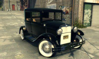 1927 Ford Model T для Mafia 2