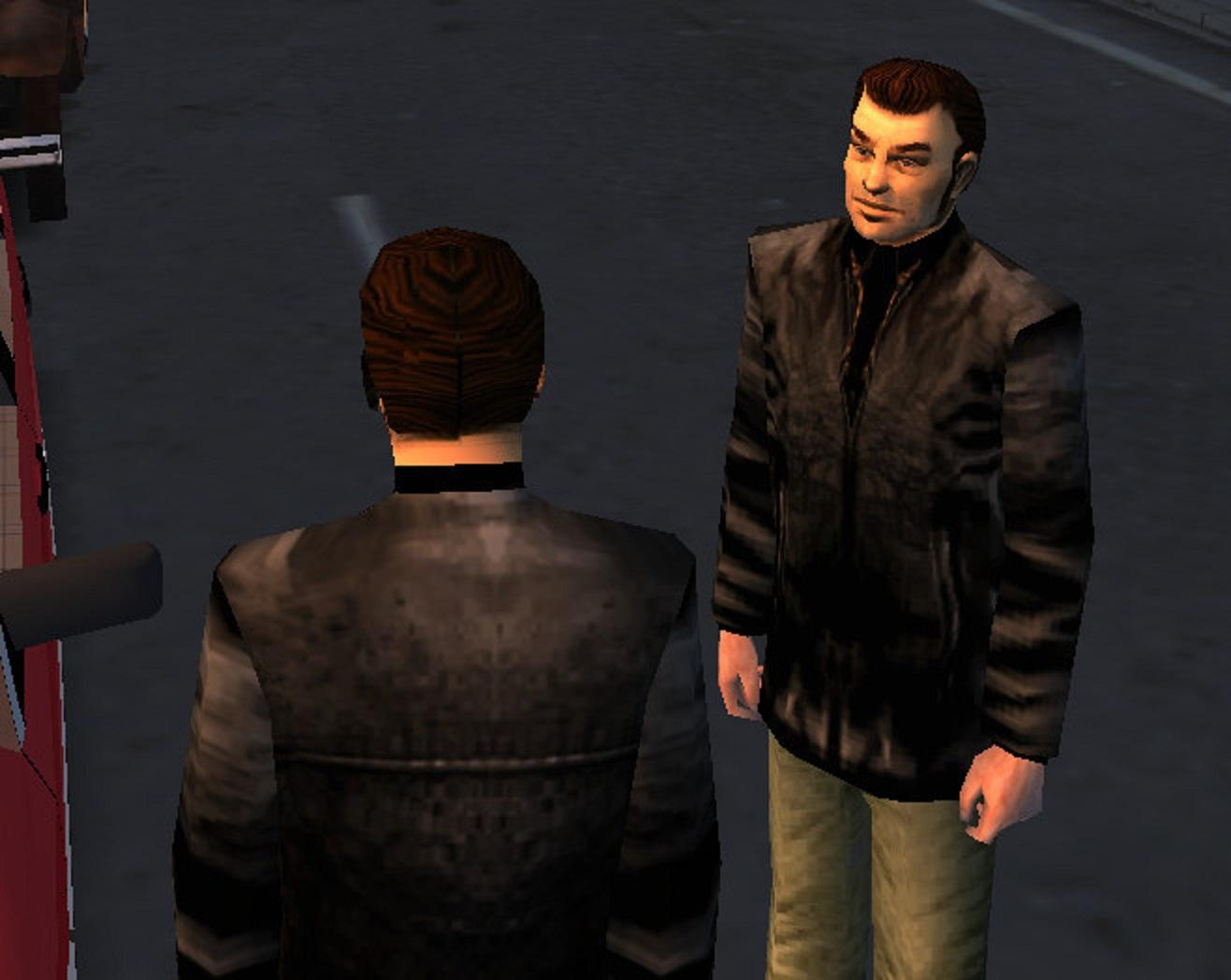 Скин GTA3 Claude Speed в Mafia 1