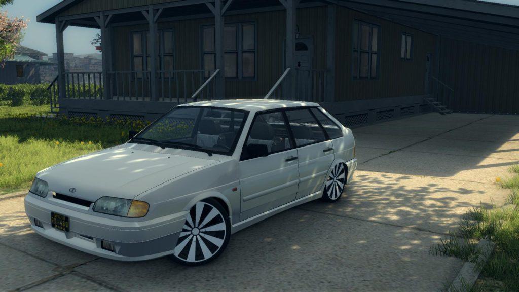 Lada 2114 для Mafia 2
