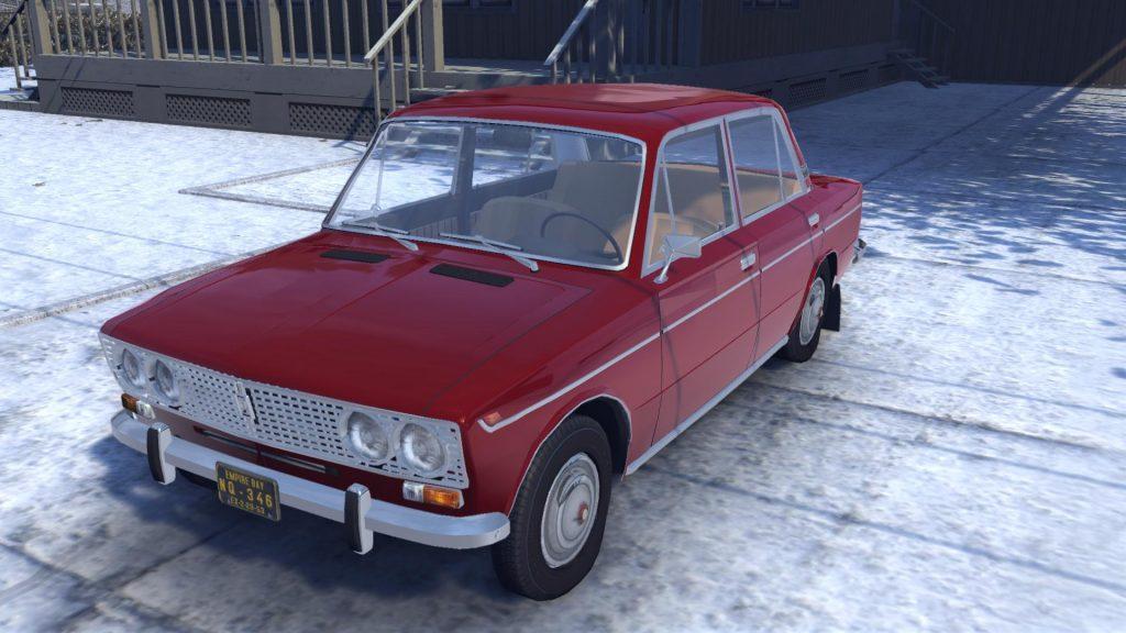 Lada 2103 для Mafia 2