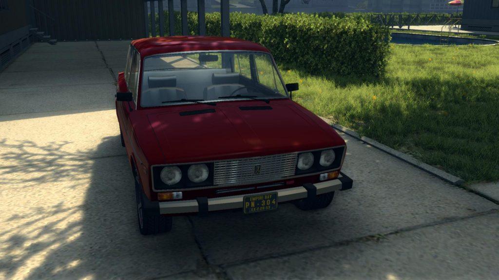 Lada 2106 для Mafia 2
