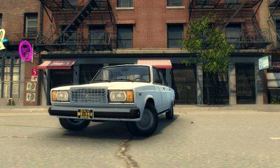 Lada Riva 2107 для Mafia 2
