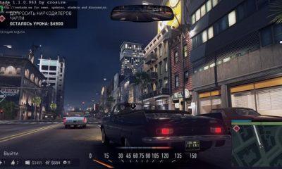 Мод ultra realistic fx для Mafia 3