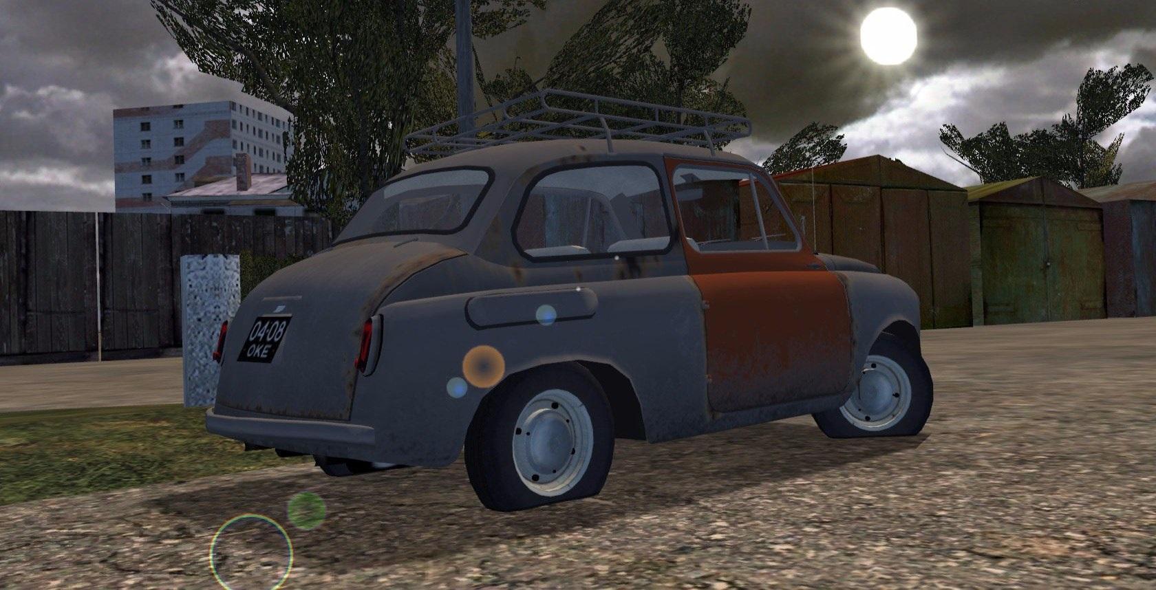 СССР мод Alpha 0.5 в Mafia 1