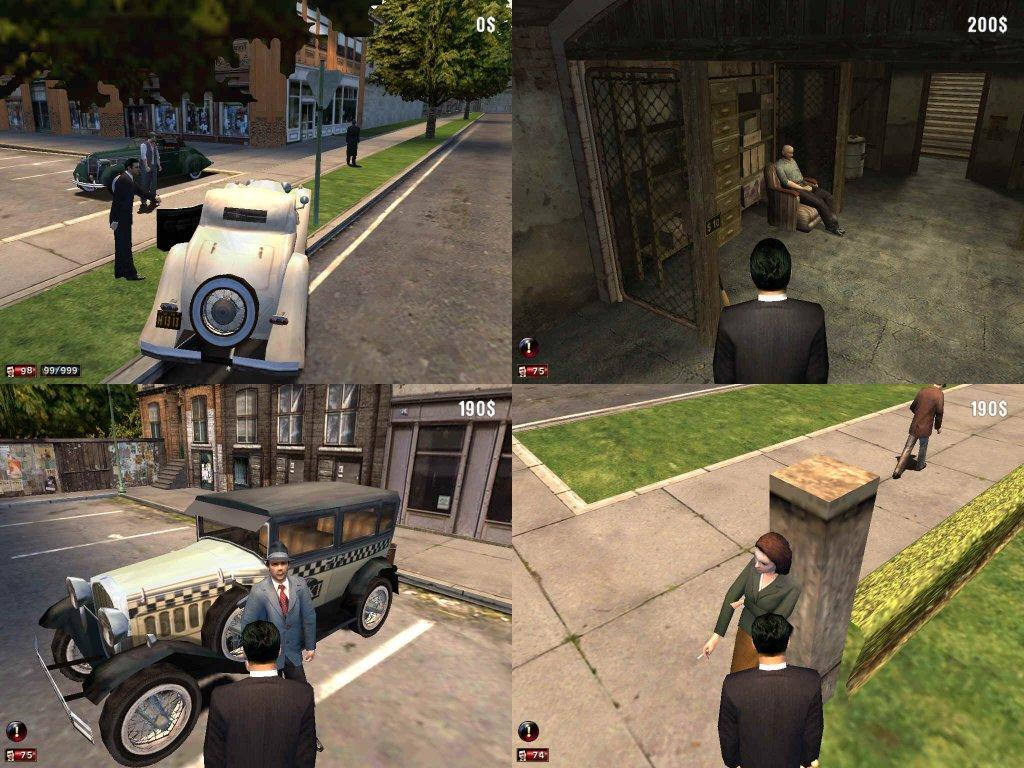 Vahuda Mod в Mafia 1