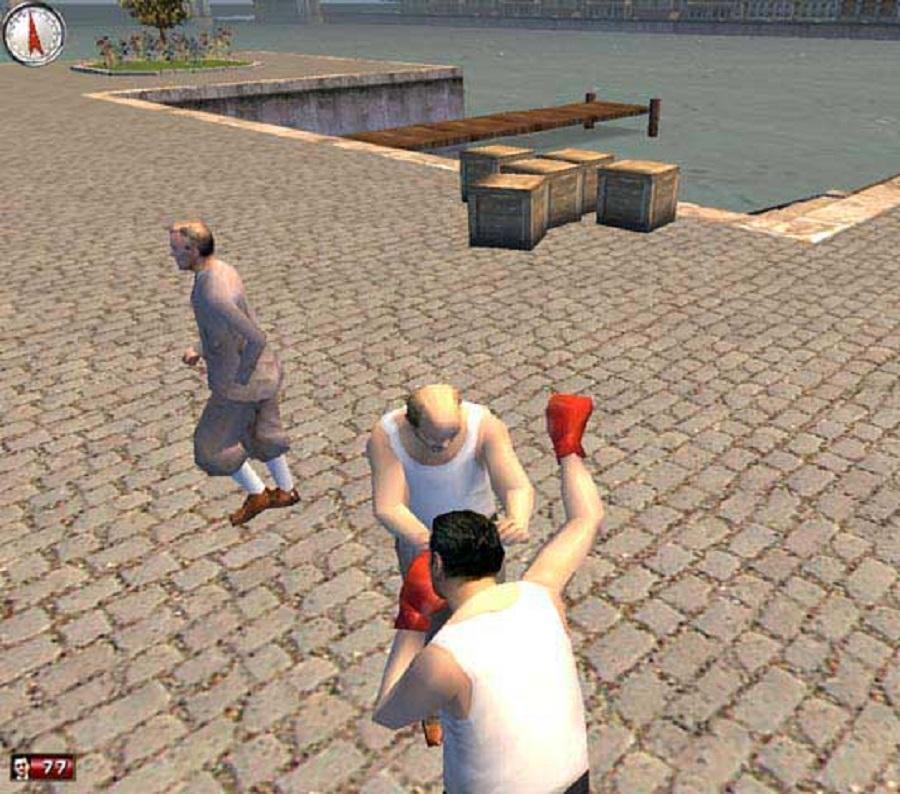 Boxing Mod в Mafia 1