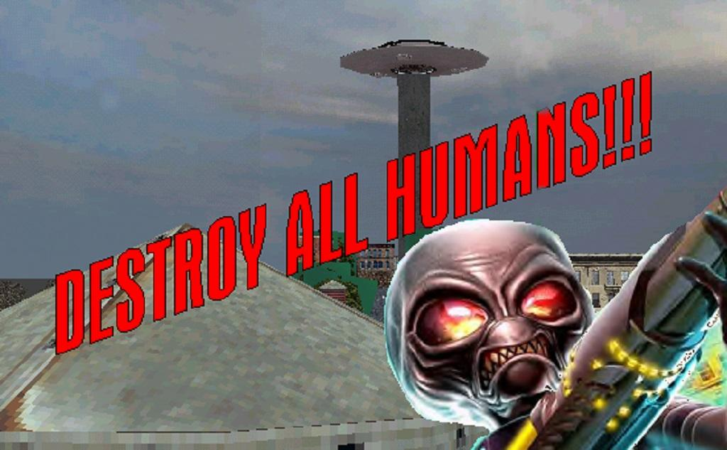 Destroy All Humans мод в Mafia 1