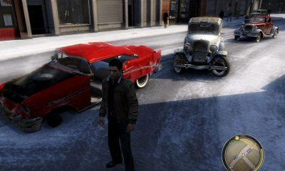 Full Car Damage Mod для Mafia 2