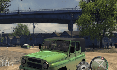 УАЗ 469 для Mafia 2