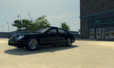 Mercedes-Benz S600 W220 для Mafia 2