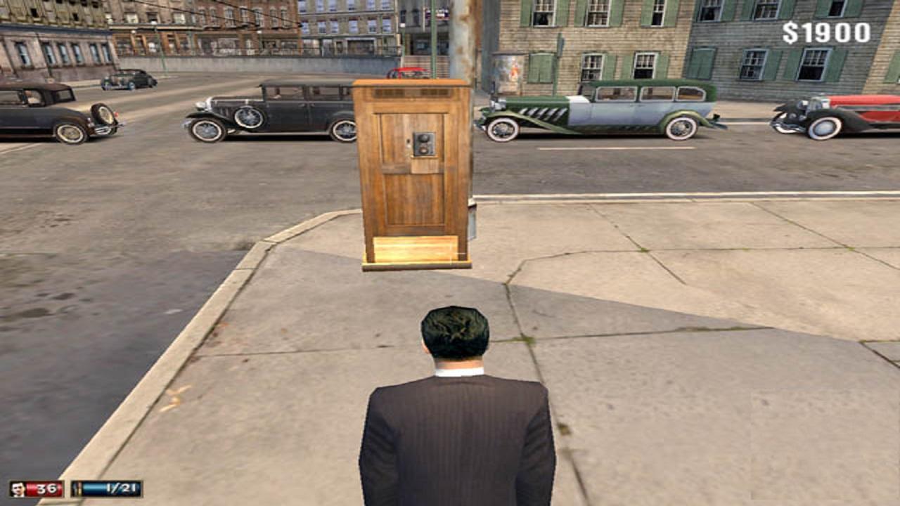 Phone Box мод в Mafia 1