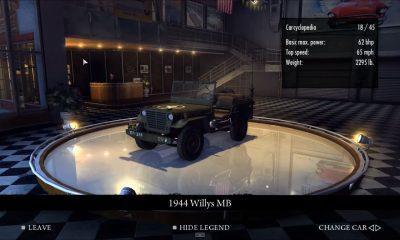 Реальные названия автомобилей для Mafia 2