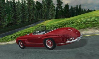 Mercedes-Benz 300SL Roadster в Mafia 1